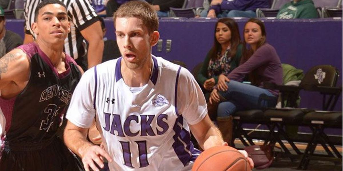 SFA basketball player honored with National Player of the Week award