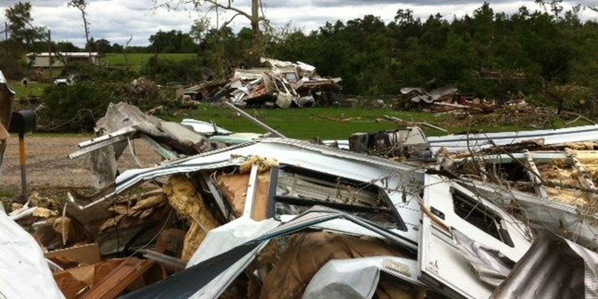 NWS confirms EF2 tornado hit Alto area as residents continue to clean up