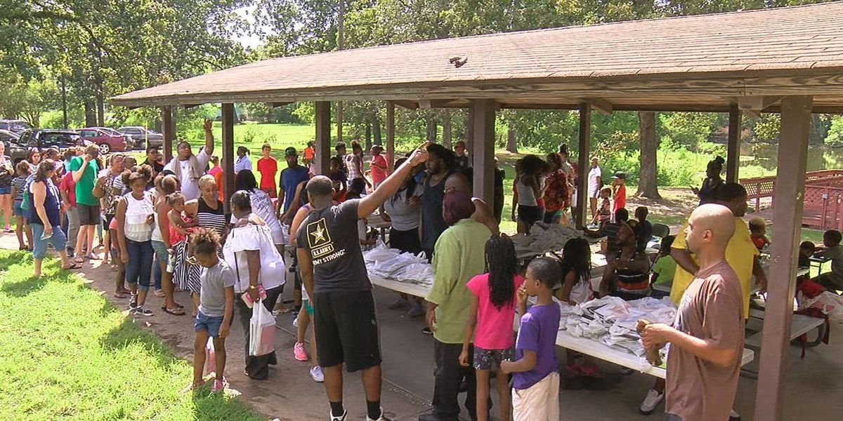 Jorvorskie Lane continues to give back to his hometown