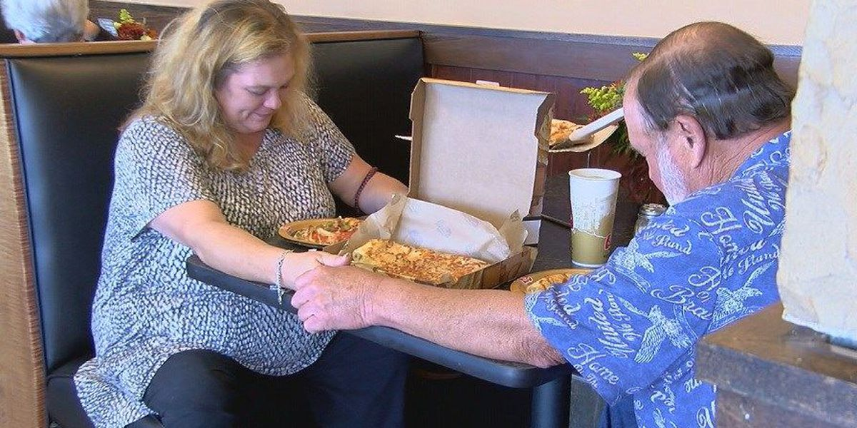 Marco's Pizza reward veterans to free lunch
