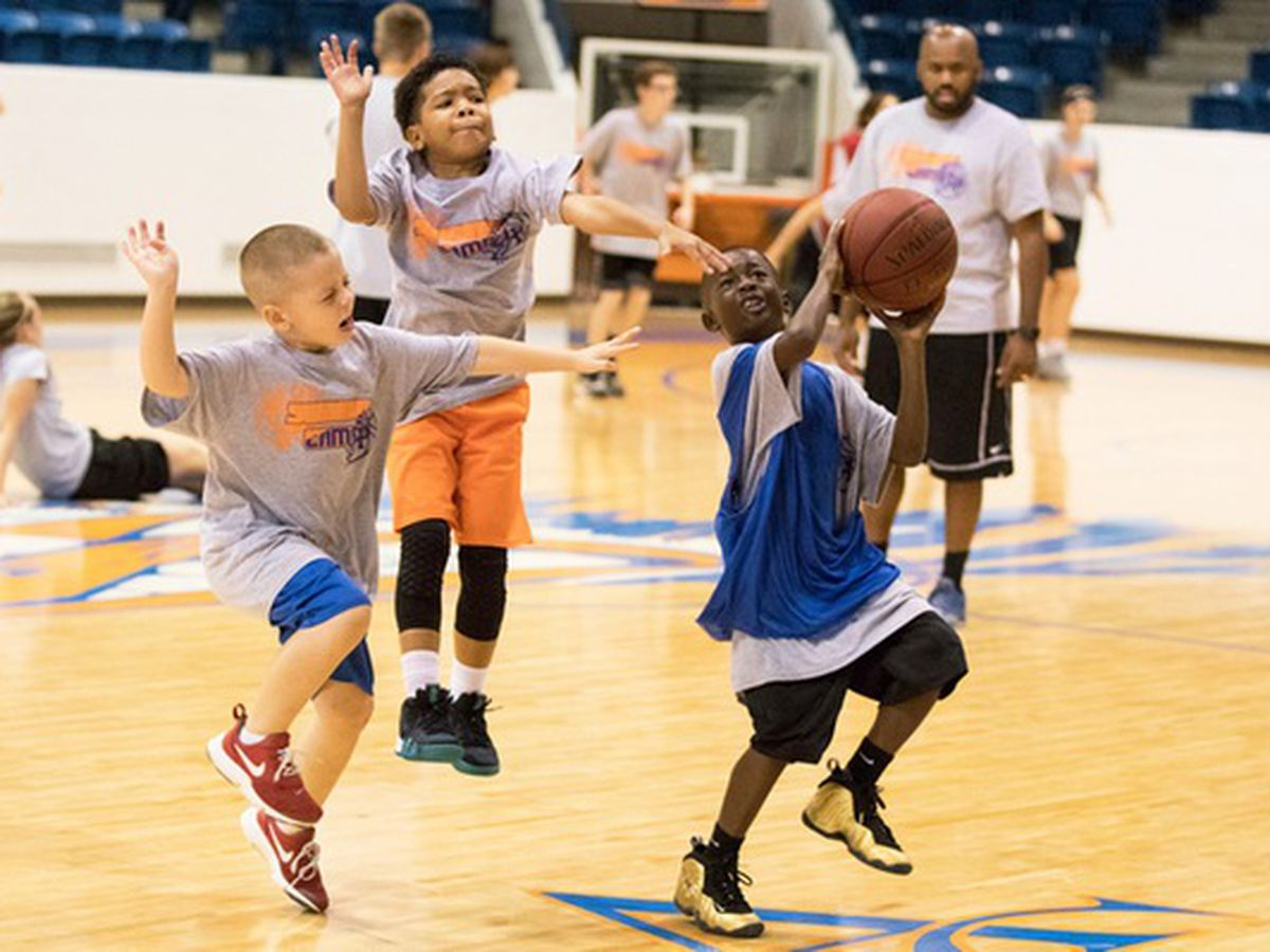 AC Basketball Opening Future Dribblers League