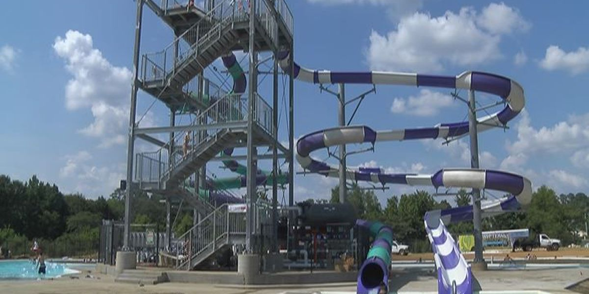 Splash Kingdom Timber Falls in Nacogdoches is now open