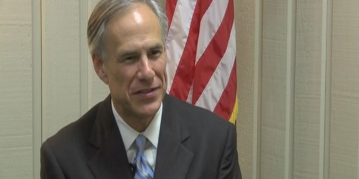 Greg Abbott stops in Angelina Co. to talk with local business leaders