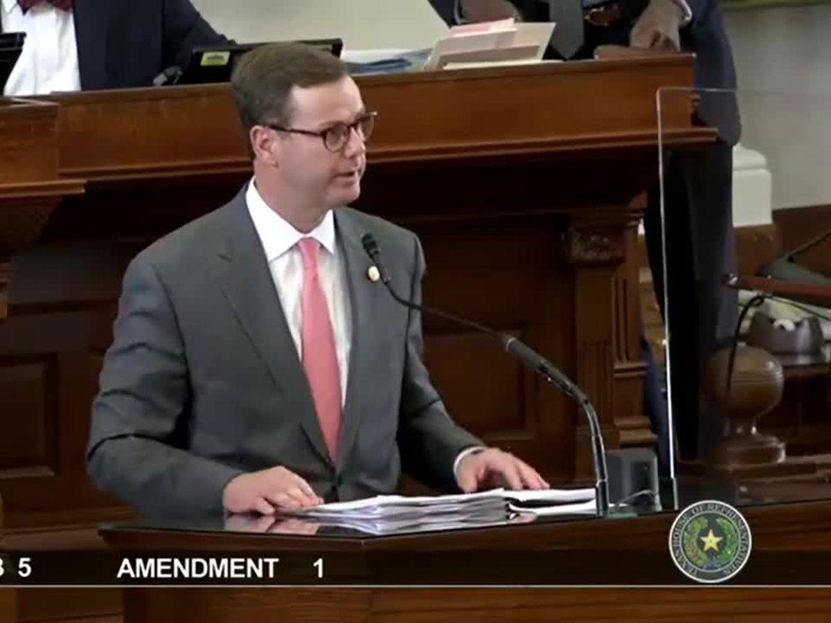 Ashby's broadband bill passes House in unanimous prelim vote