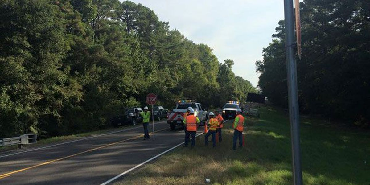 Highway flagger injured in hit-and-run in Trinity Co.