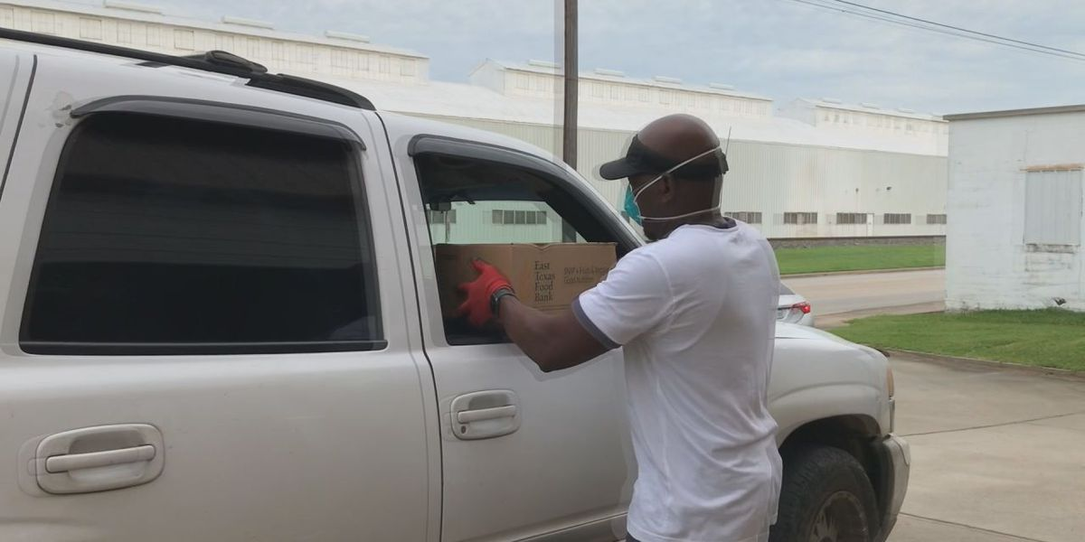 CISC continuing to help in Lufkin during COVID-19 pandemic