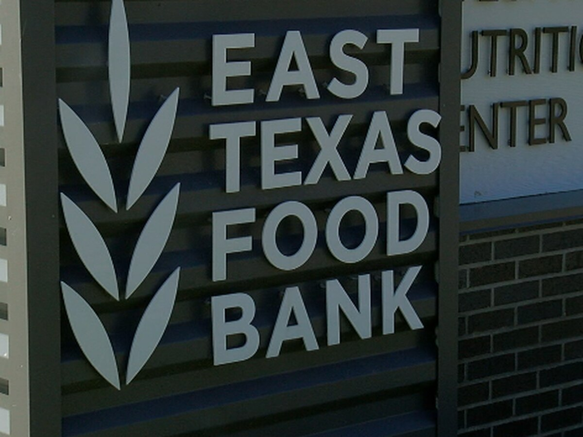 East Texas Food Bank offering free Thanksgiving produce distribution for Tyler, Longview, Lufkin