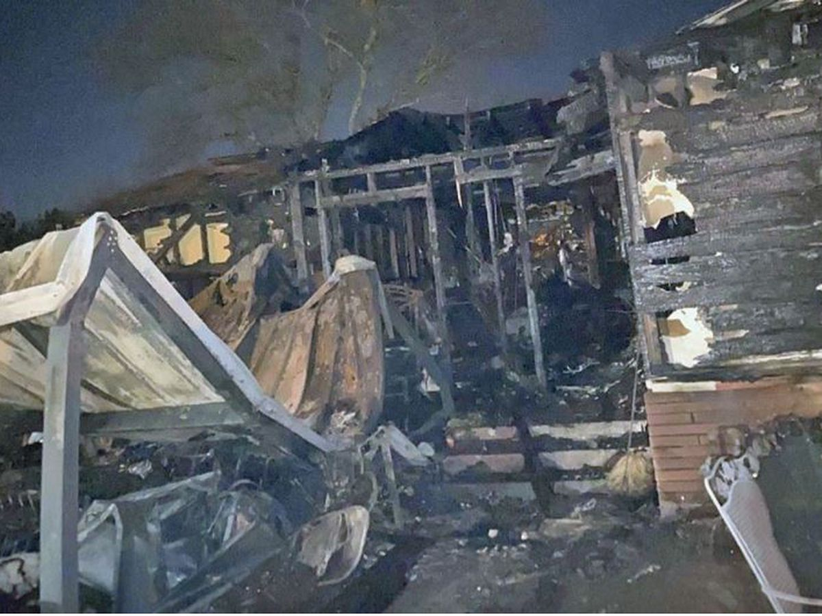 3 with COVID-19 owe lives to girl, 17, who smelled smoke from early-morning fire