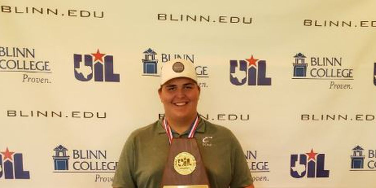 Two East Texas golfers lead after day 1 of state golf tournaments
