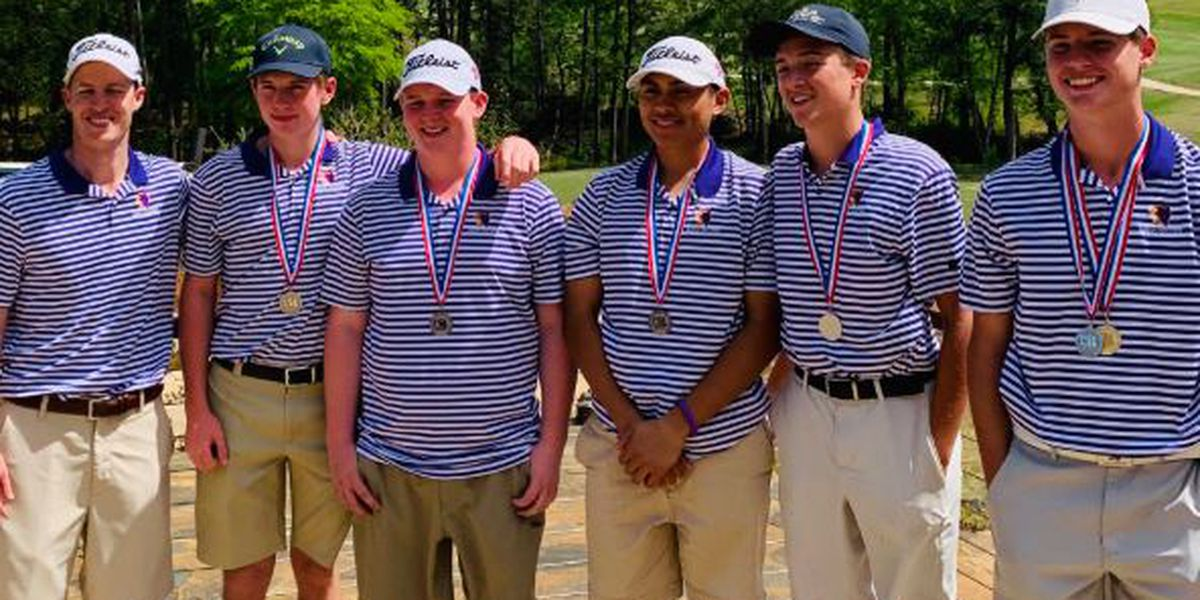 Deep East Texas golfers moving on to regionals