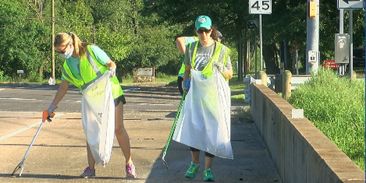 Angelina Beautiful/Clean hosts adopt-a-highway clean up