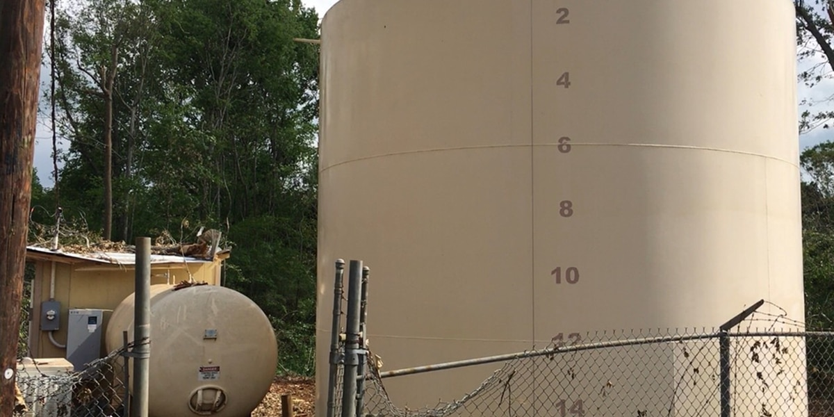 Water company expects to lift boil water notice 'soon' in hard-hit San Augustine community