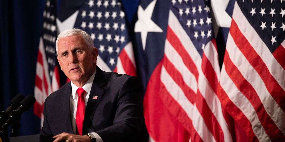 Mike Pence to hold fundraisers in Dallas, Midland next week