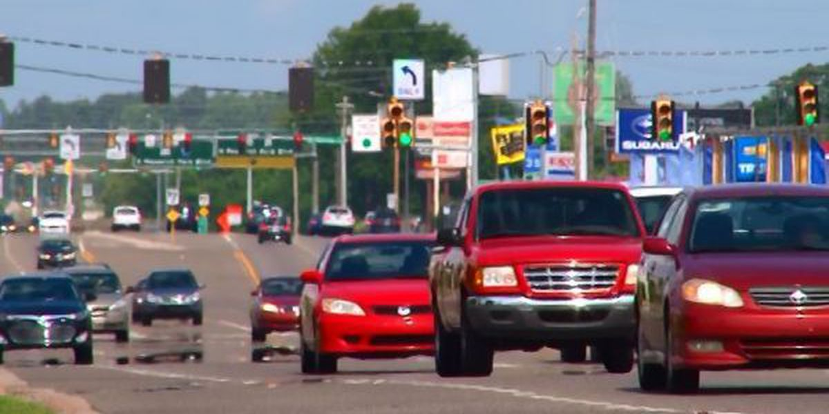 Study: Aggressive driving spikes during holidays