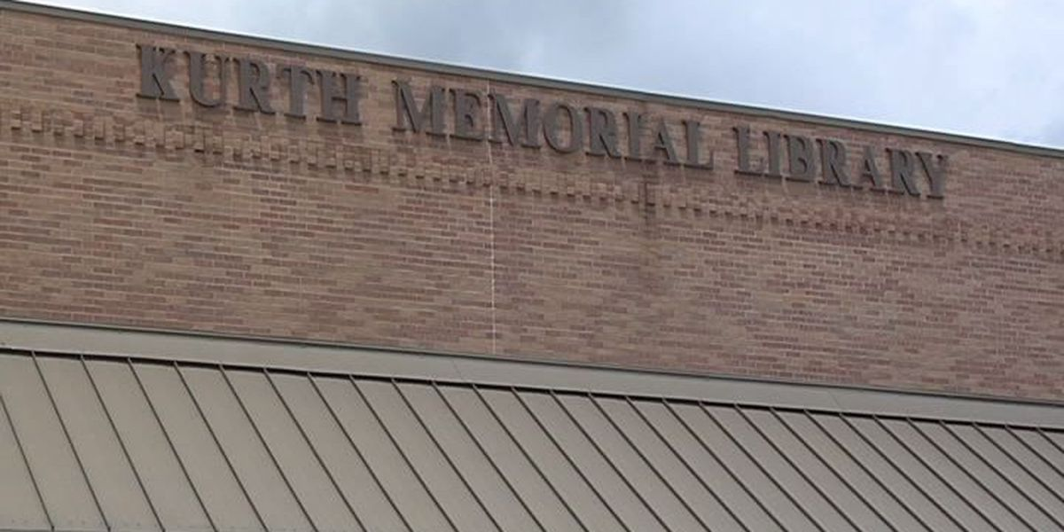 Kurth Library offering free movie time all next week