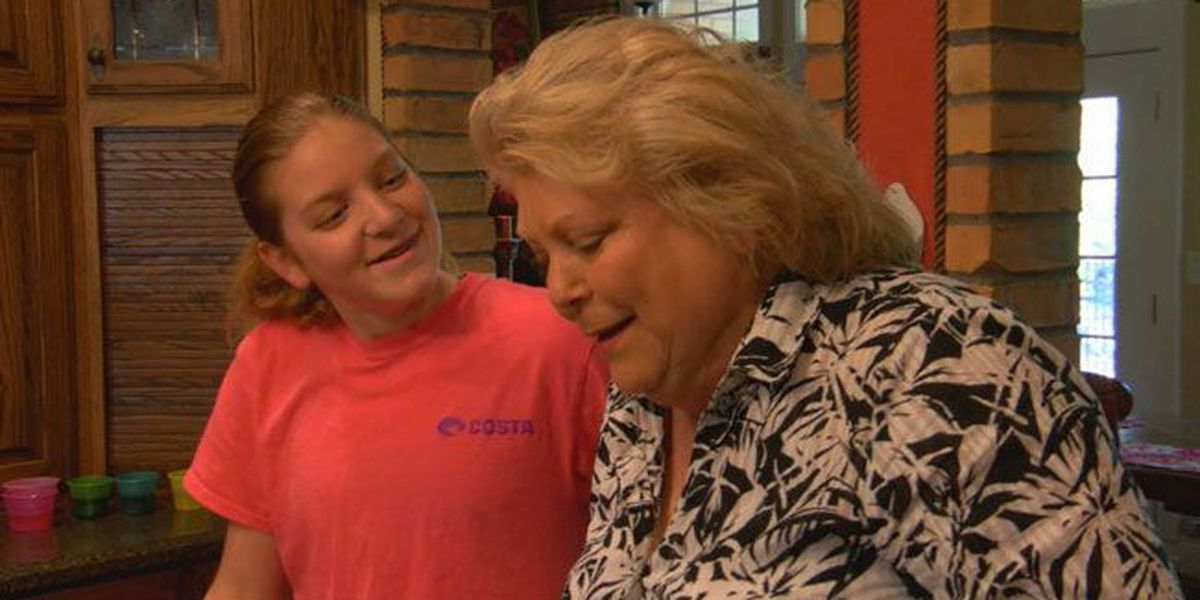 Nacogdoches grandmother, granddaughter share bond created by surviving cancer