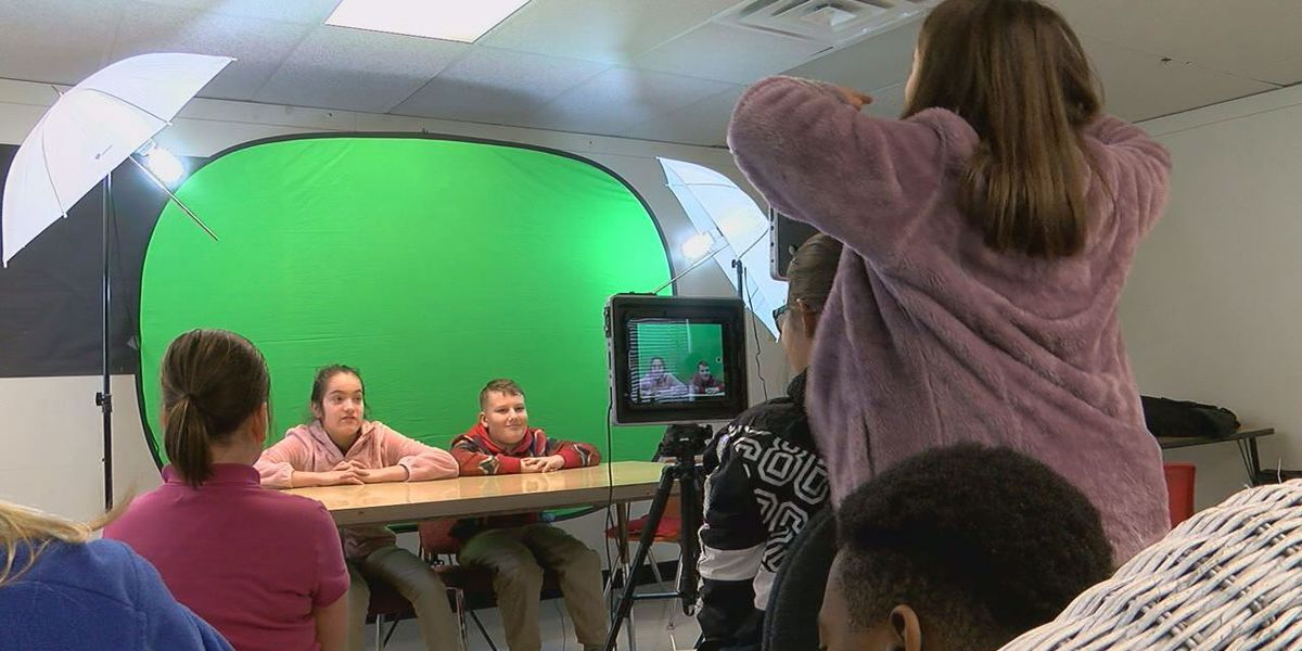 Lights, camera, action: Grant gives Lufkin students broadcast experience