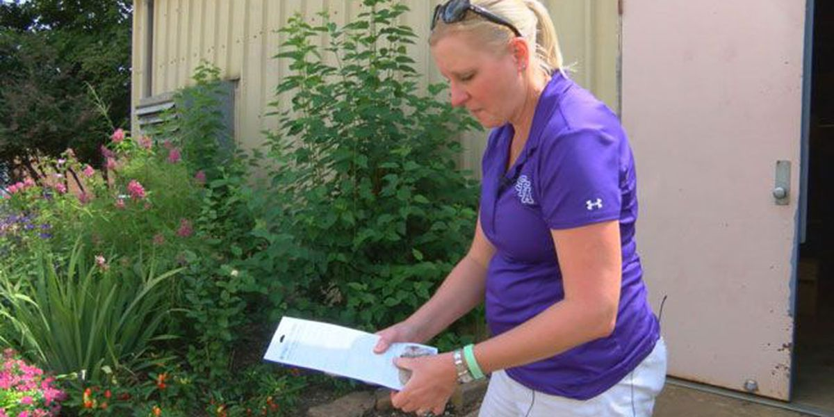 Researcher at SFA Gardens prefers a proactive approach to mosquito control