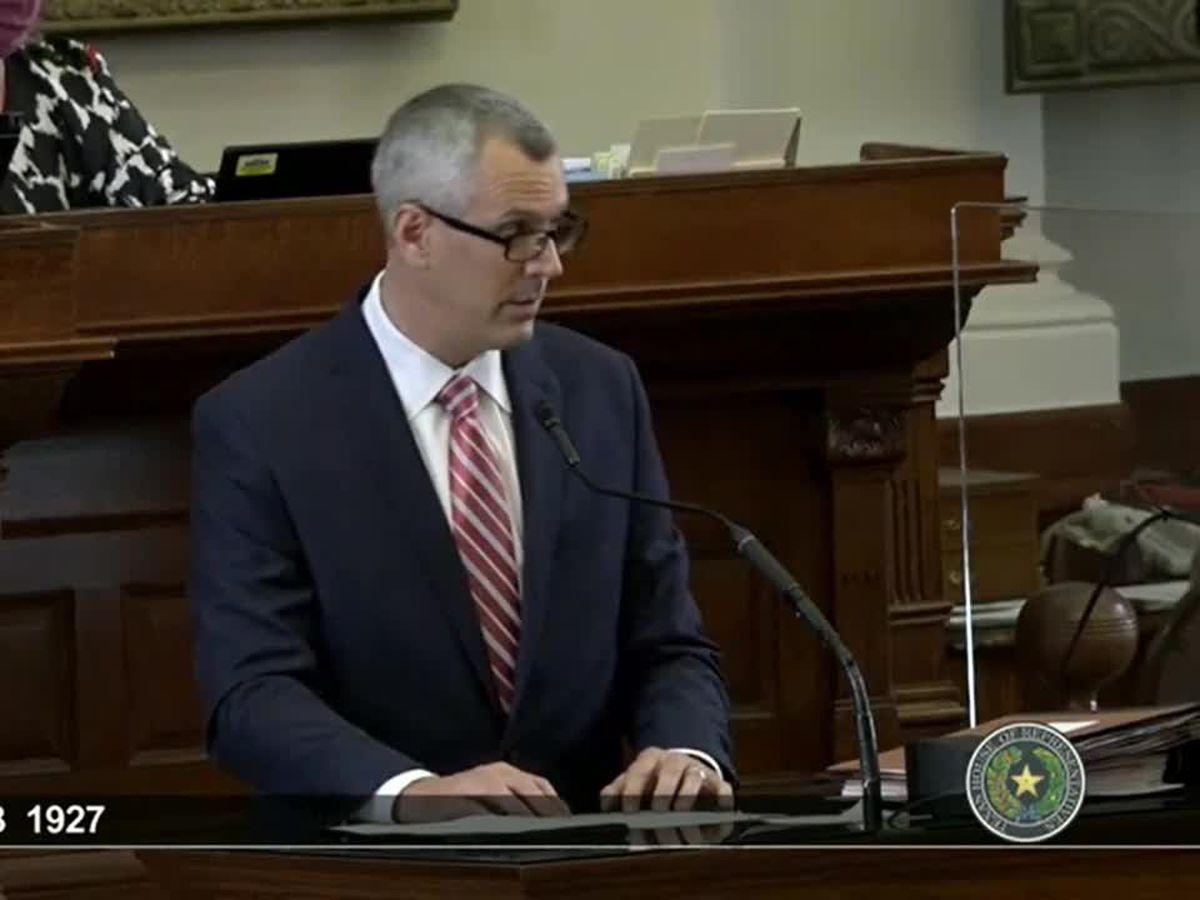 Rep. Schaefer bill allowing no-permit gun carry passes prelim vote in House