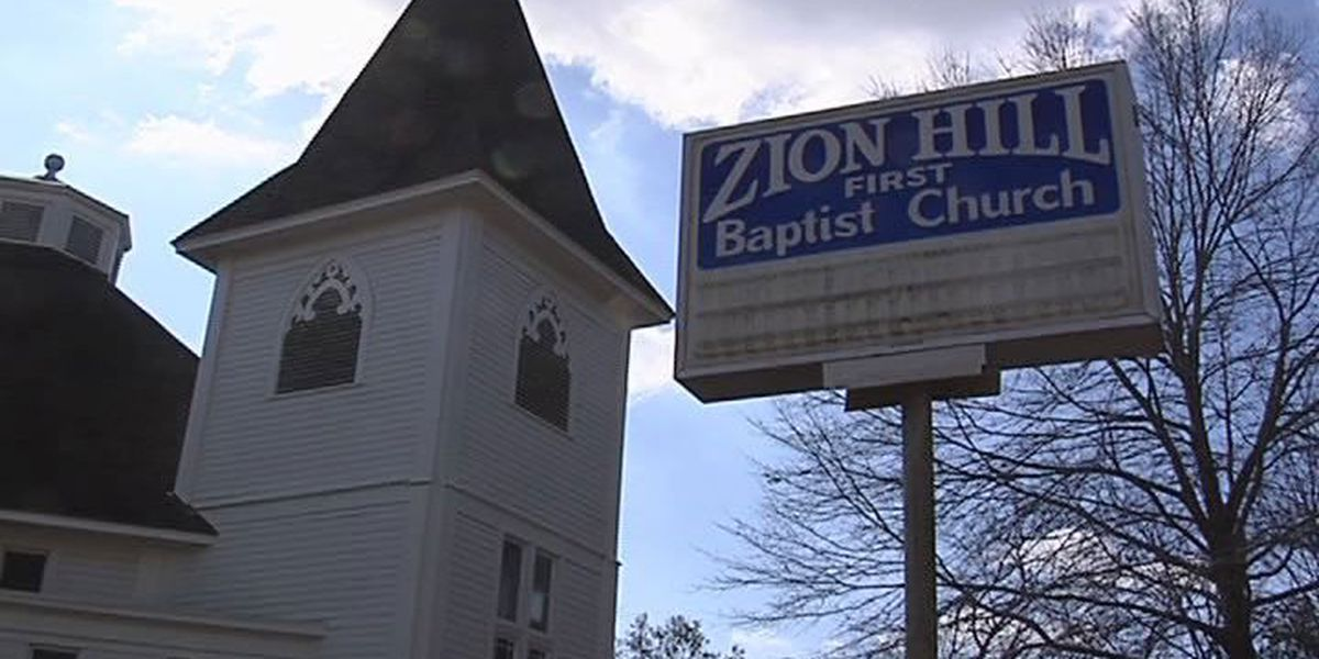 Heritage festival to benefit restoration of Nacogdoches' Zion Hill Baptist
