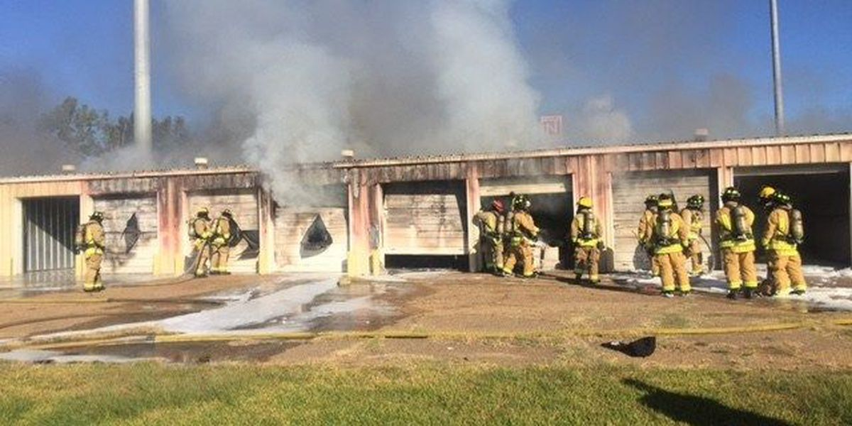 Lufkin City fire marshal: Cause of fire at storage unit business is undetermined