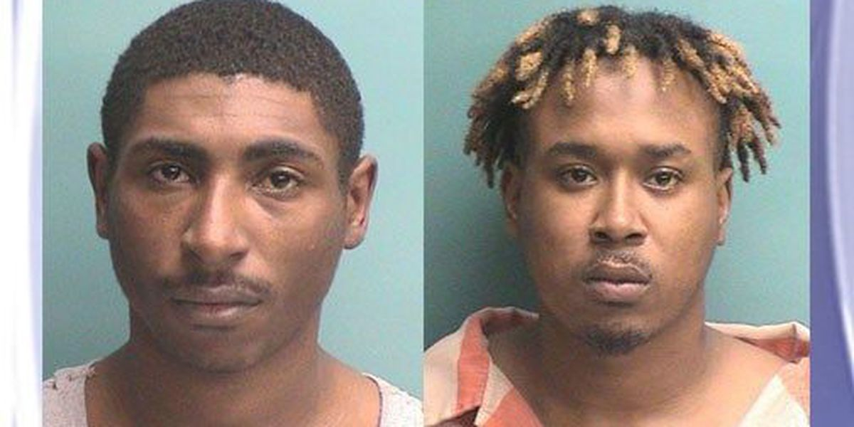 Nacogdoches Sheriff's Office arrests 2 in string of 26 vehicle burglaries