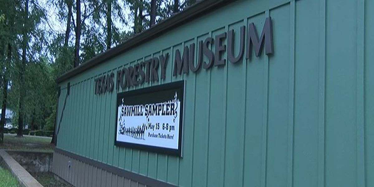 Texas Forestry Museum offers old sawmill experience