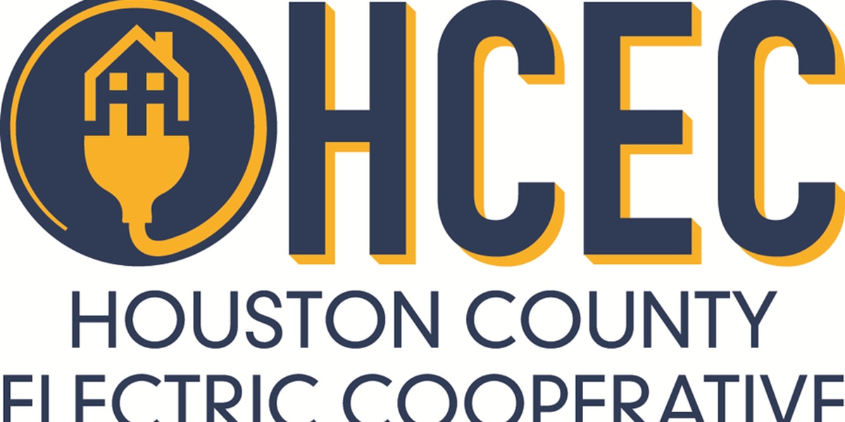 Houston County Electric Cooperative crews working to restore power to several East Texas counties