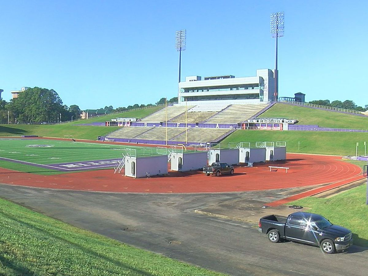 SFA preparing for first home football game during pandemic