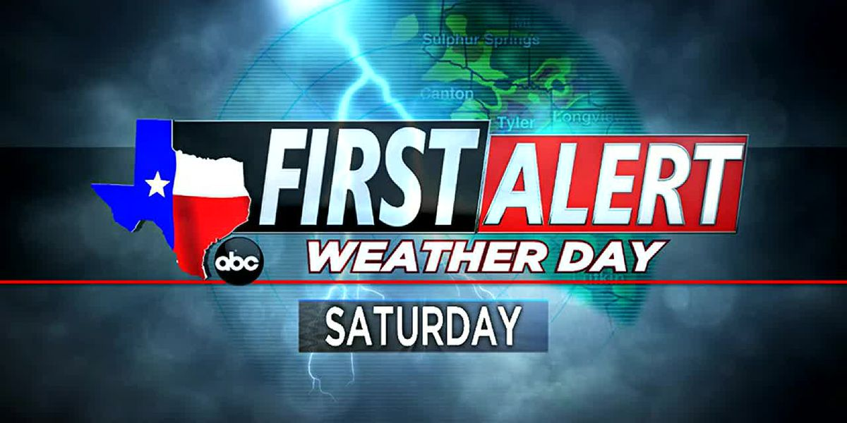 Saturday Afternoon Weather At Your Fingertips