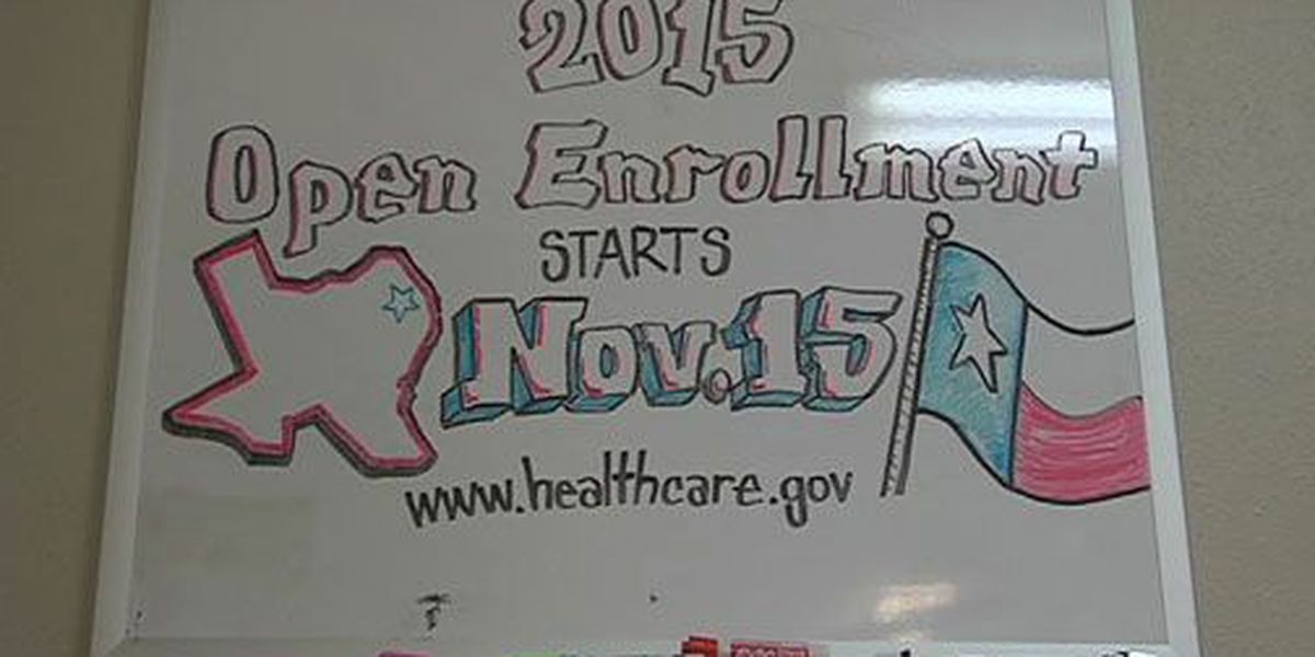 Facility in Nacogdoches helps people navigate Affordable Care Act open enrollment