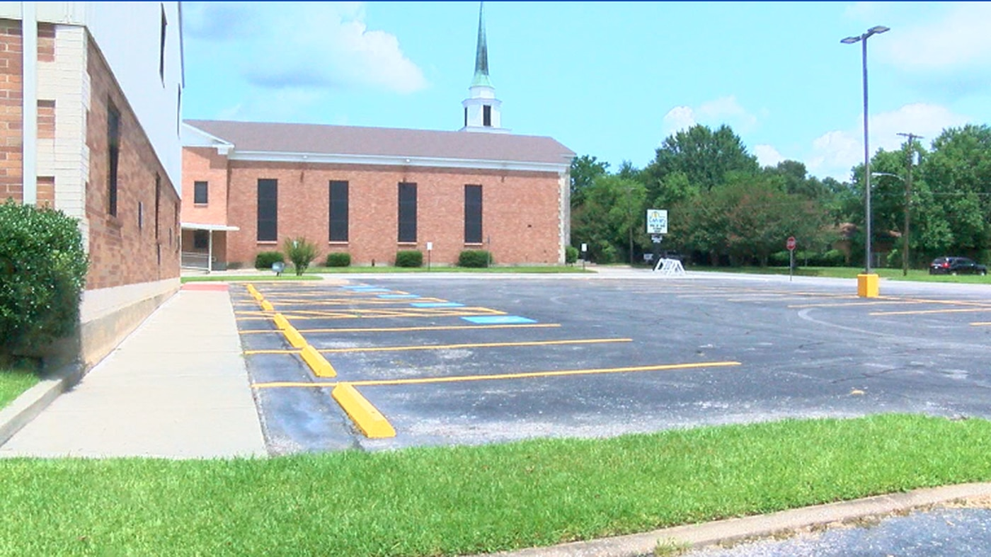 City council to consider purchase of Lufkin church building