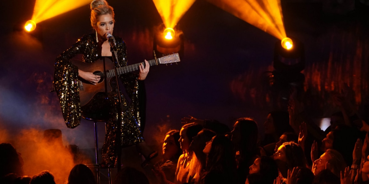 TOP 6: East Texas native Laci Kaye Booth moves forward on 'American Idol'