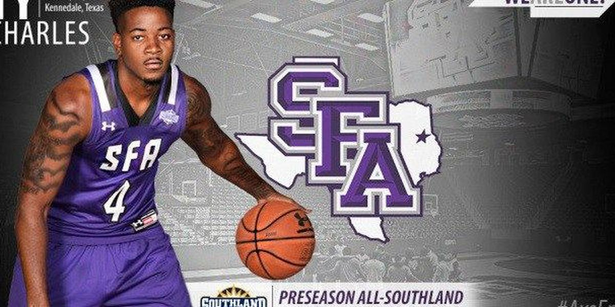 'Jacks' picked second in Southland's Preseason Poll, Charles named All-SLC Preseason Second Team