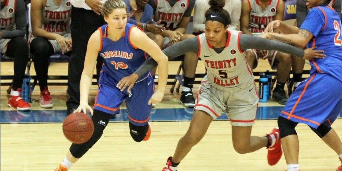No. 12 Trinity Valley eliminates Lady Roadrunners