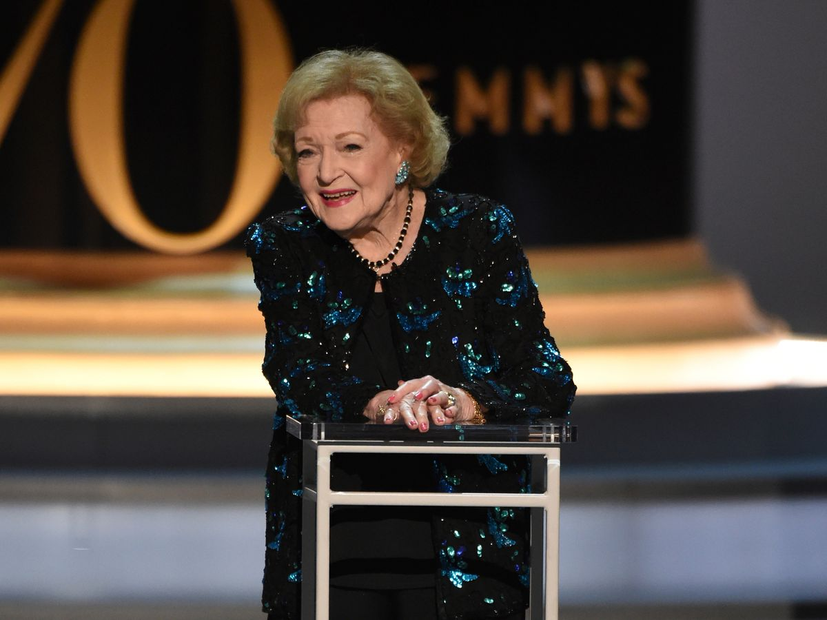 How Betty White is celebrating her 99th birthday