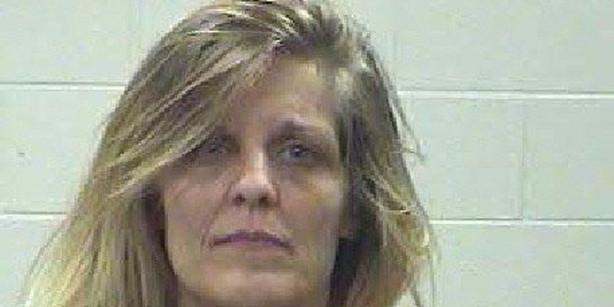 Livingston woman allegedly takes ambulance for joyride