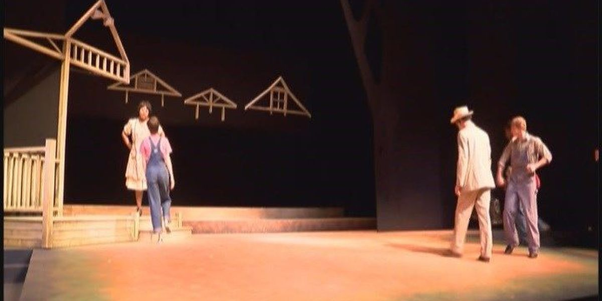 SFA Theatre set to premiere 'The Arabian Nights' Tuesday