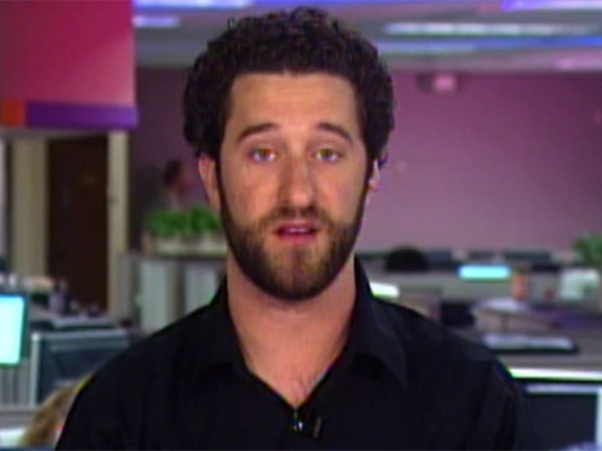 Dustin Diamond of 'Saved by the Bell' has cancer