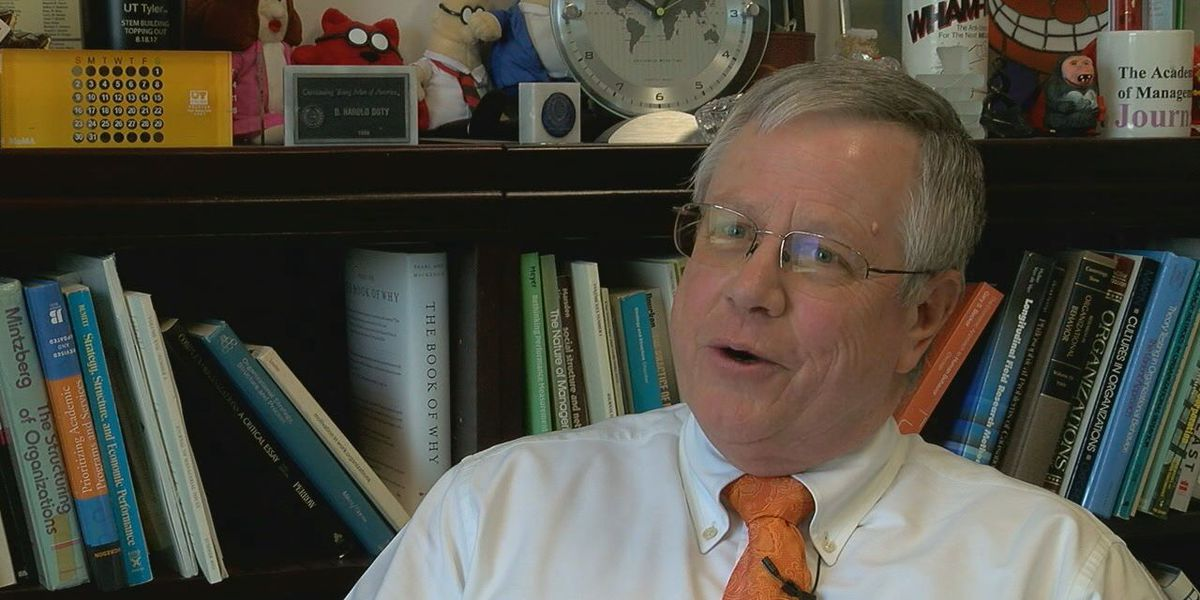 VIDEO: UT Tyler professor talks stock market, economic outlook