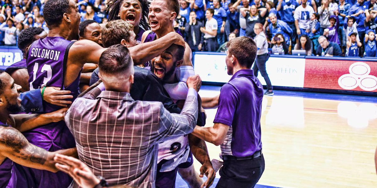 SFA basketball sending historic items from win over Duke to Naismith Memorial Basketball Hall of Fame