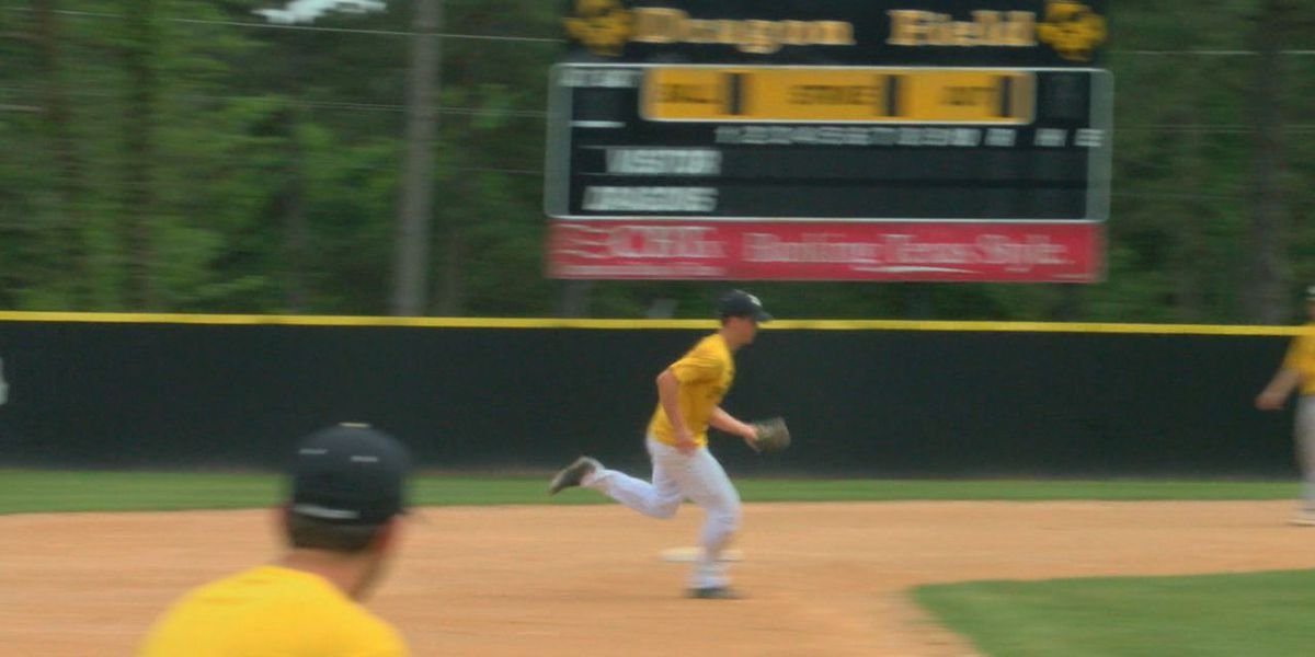 Nacogdoches Dragons looking to play spoiler in baseball playoffs