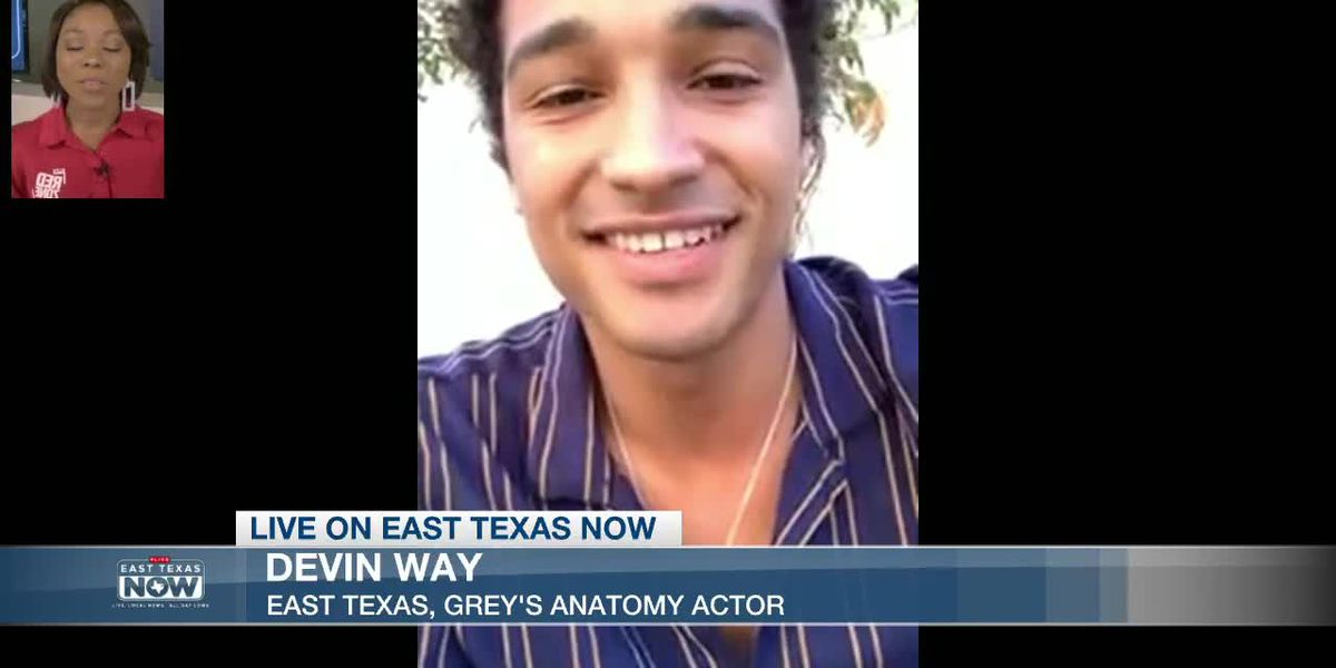Devin Way with Grey's Anatomy - clipped version