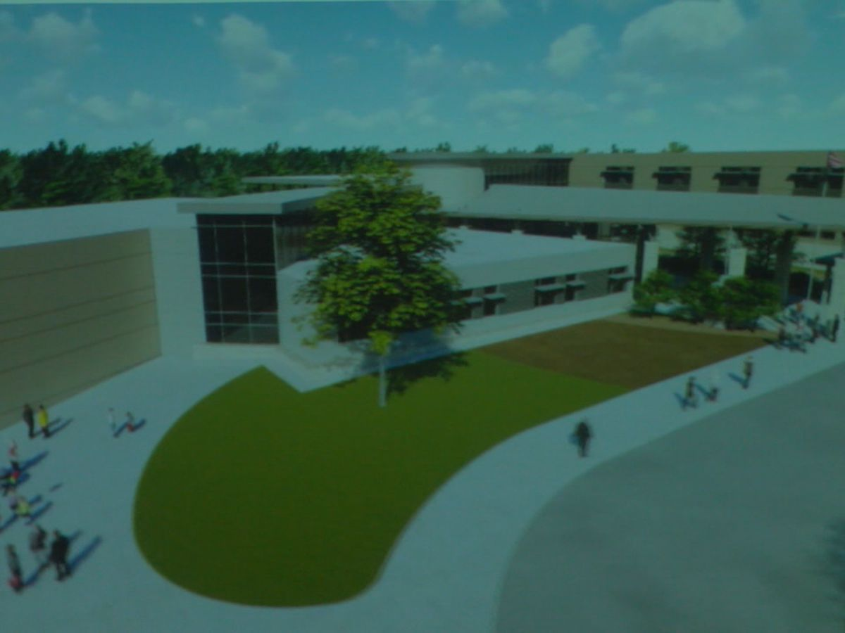 Conceptual drawings of new Carpenter Elementary campus elicits 'oohs,' 'ahs' from NISD educators