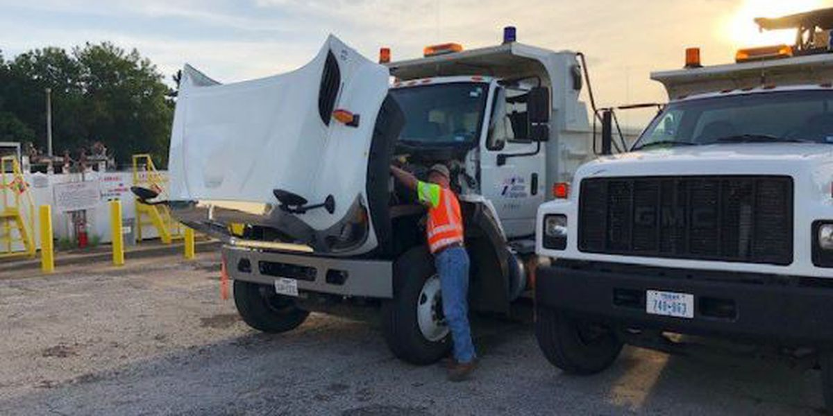 TxDOT preps for possible flooding from Tropical Storm Barry