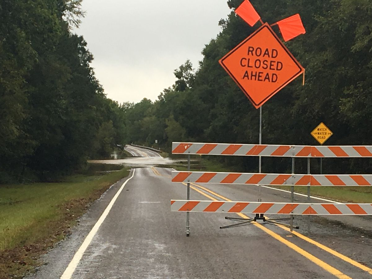 TxDOT: Most roads are reopen in Deep East Texas