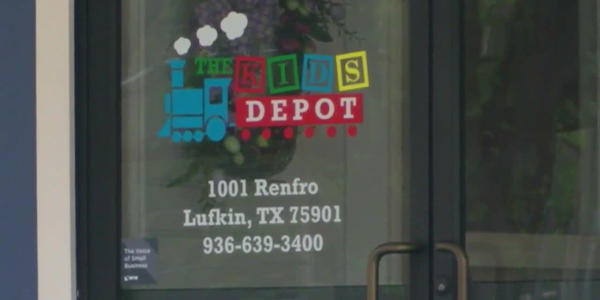 Lufkin daycare temporarily closes after parent of child tests positive for COVID-19