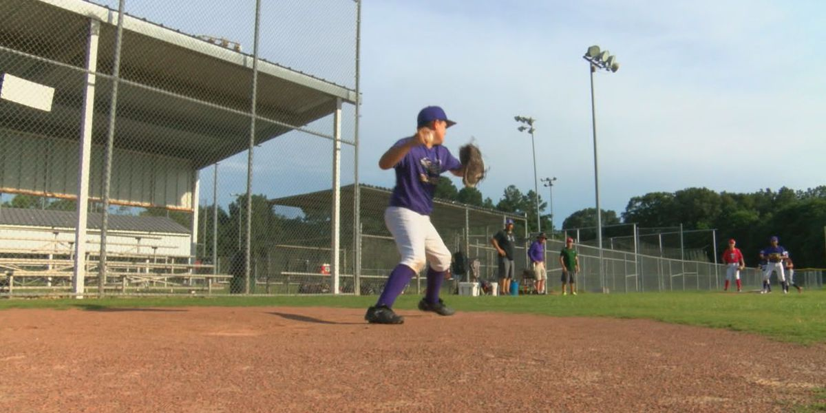 Lufkin Majors survive elimination at Sectional Tournament