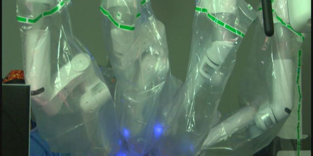 New-model surgical robot now operating at Lufkin hospital