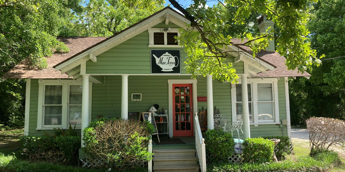 MarTeres Tea Room in Lufkin closing after19 years